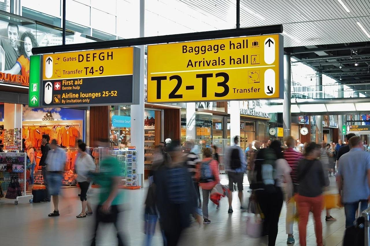 Aéroport valise