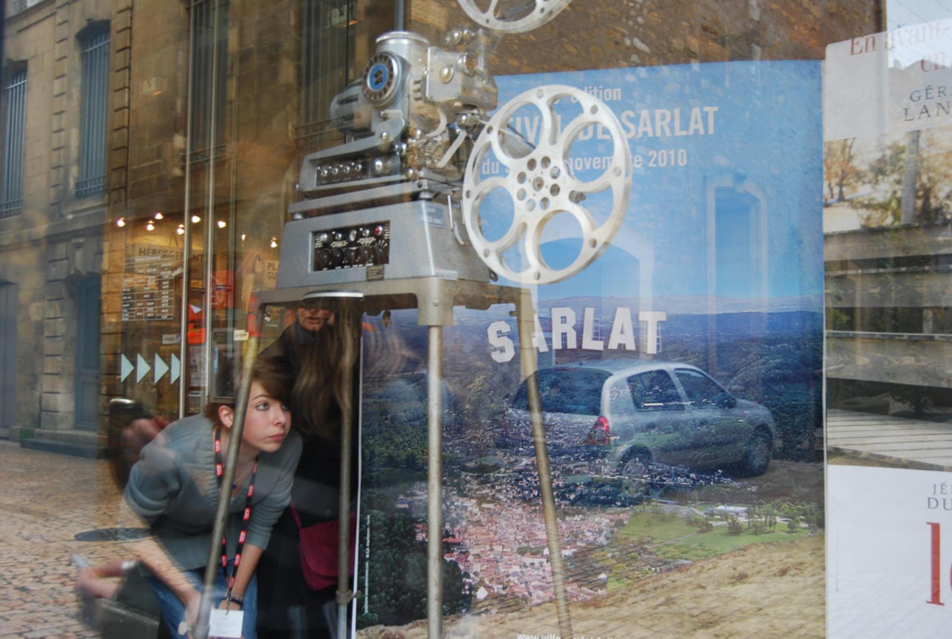 Festival film Sarlat