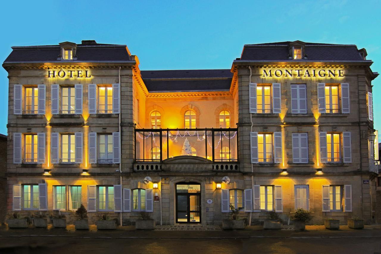 Hôtel Montaigne Sarlat