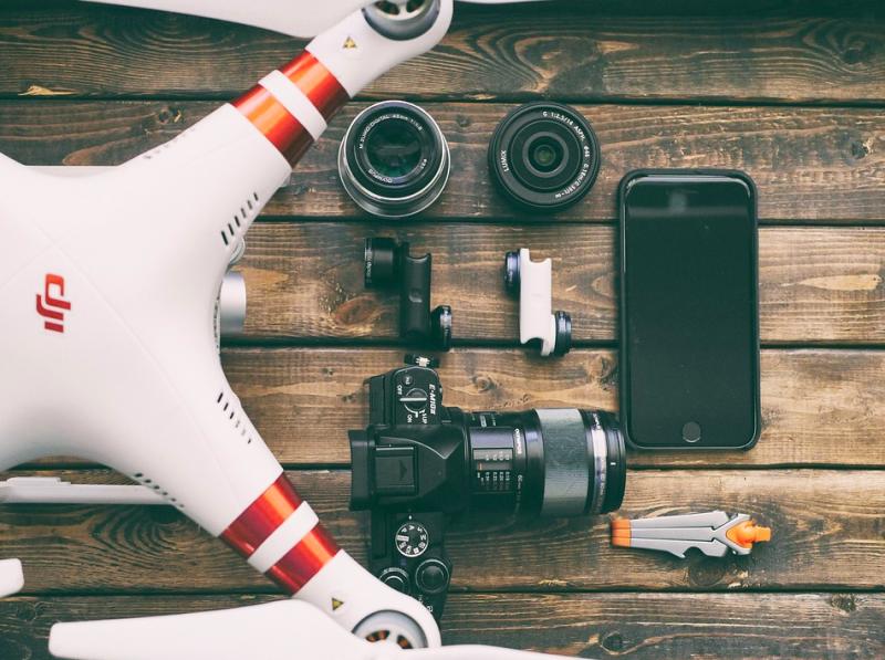Drone : quel modèle choisir pour filmer vos voyages depuis les airs ?