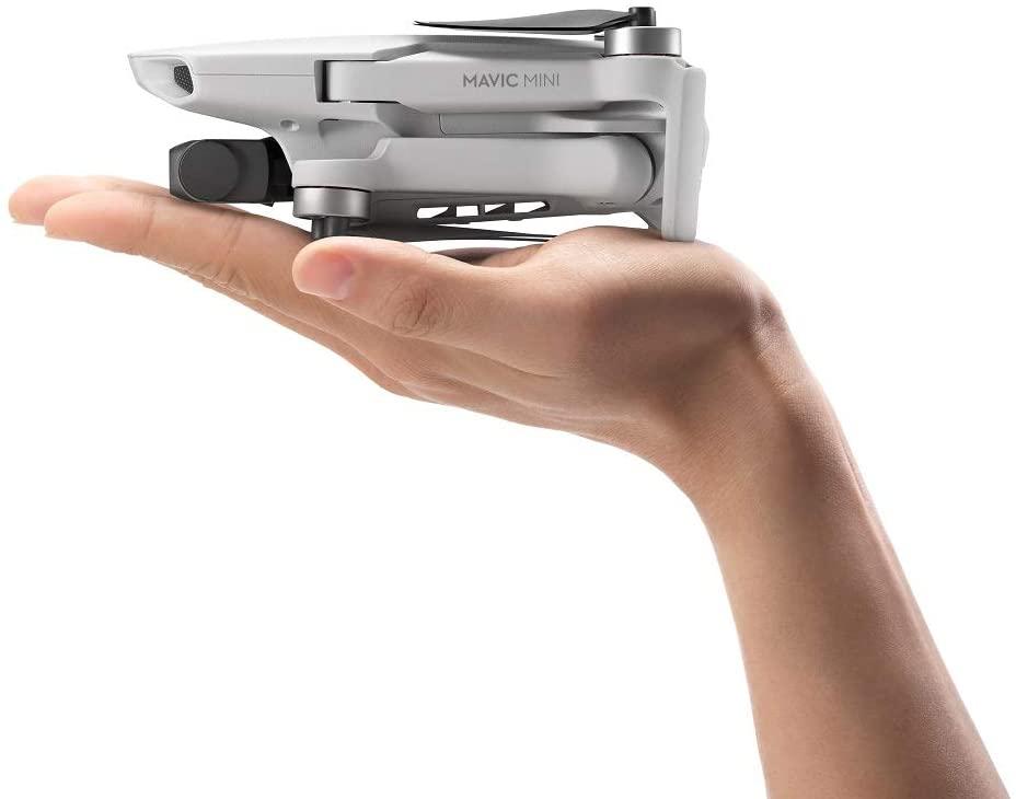 Taille Mavic Mini drone