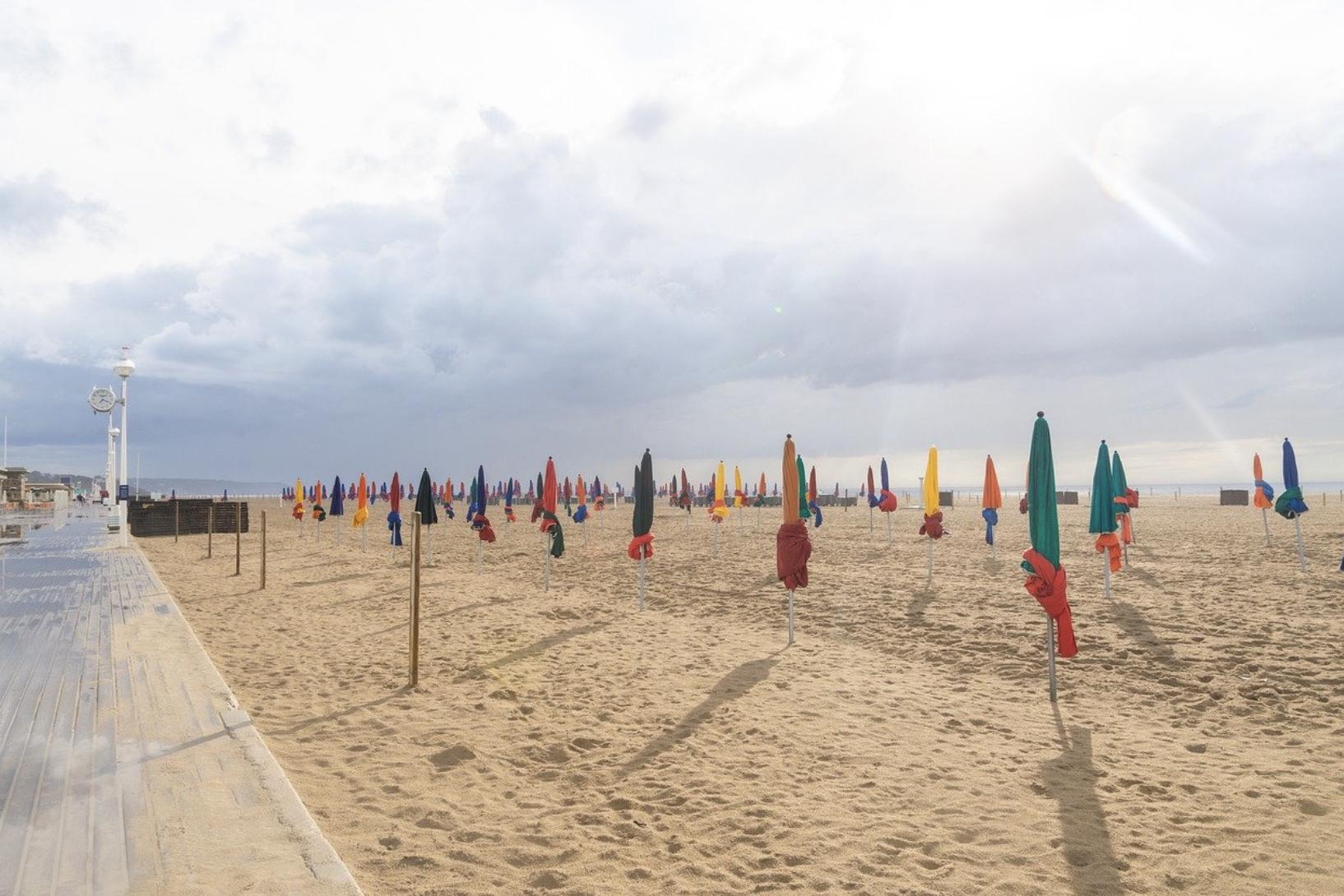 Plage Deauville